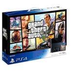 中古PS4ハード プレイステーション4本体 500GB Grand Theft Auto V Pack