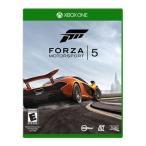中古Xbox Oneソフト 北米版 FORZA5(国内版本体動作可)(状態:パッケージ状態難)