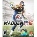 中古Xbox Oneソフト 北米版 MADDEN NFL 15 (国内版本体動作可) (状態:パッケージ状態難)