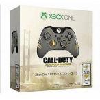 中古Xbox Oneハード Xbox One ワイヤレス コントローラー(コール オブ デューティ アドバンスド・