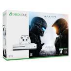 新品Xbox Oneハード Xbox OneS本体 1TB Halo Collection