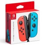 新品ニンテンドースイッチハード Nintendo Switchコントローラー Joy-Con(L) ネオンレッド/(R) ネオンブルー