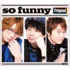 中古アニメ系CD Trignal / so funny[DVD付豪華盤]