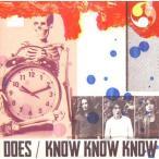 中古アニメ系CD DOES / KNOW KNOW KNOW[DVD付初回限定盤] 〜TVアニメ「銀魂゜」オープニングテーマ