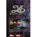 中古MSX2 ワンダラーズ フロム イース(状態:マウスパッド欠品)