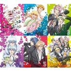 中古アニメDVD 美男高校地球防衛部LOVE!LOVE! 初回限定版 全6巻セット