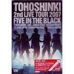 中古洋楽DVD 東方神起 / 2nd LIVE TOUR 〜Five in the Black〜