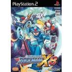中古PS2ソフト ロックマンX8