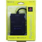 中古PS2ハード PlayStation 2専用マルチタップ(ソニー純正 SCPH-10090)