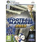 中古WindowsXP FOOTBALL MANAGER 2010[EU版]