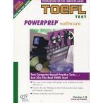 中古Windows95 TOEFL TEST POWERPREP software[北米版]