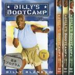 中古その他DVD BILLY'S BOOTCAMP 全4巻セット [日本語字幕版](ビリーバンド、メジャー欠け)