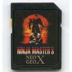 中古ネオジオソフト NEOGEO X GAMECARD NINJA MASTER'S