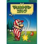中古ファミコンソフト マリオオープンゴルフ (箱説あり)