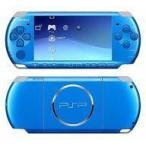 中古PSPハード PSP本体 バイブラント・ブルー(PSP-3000VB)(状態:本体状態難)