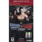 中古PSPソフト ランクB)北米版 WWE SMACKDOWN VS RAW 2010[GREATEST HITS](国内版本体動作可)