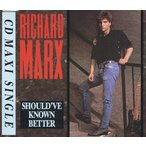 中古輸入洋楽CD RICHARD MARX / SHOULD'VE KNOWN BETTER[輸入盤]