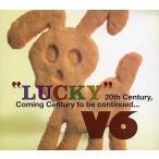 """中古邦楽CD V6 / """"LUCKY""""20th Century,Coming Century to be continued"""