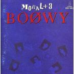中古邦楽CD BOΦWY / MORAL+3