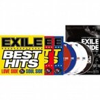 中古邦楽CD EXILE / EXILE BEST HITS LOVE SIDE/SOUL SIDE[3DVD付初回限定盤]