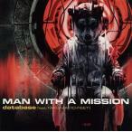 中古邦楽CD MAN WITH A MISSION / database feat.TAKUMA (10-FEET)[DVD付初回限定盤]