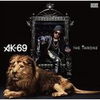 中古邦楽CD AK-69 / THE THRONE[DVD付初回限定盤]