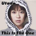 中古洋楽CD Utada/ディス・イズ・ザ・ワン