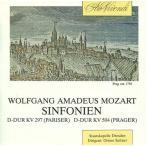 中古クラシックCD スウィトナー(指揮) ドレスデン国立管弦楽団 / モーツァルト:パリ&プラハ