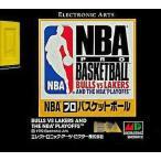 中古メガドライブソフト NBAプロバスケットボール BULLS VS LAKERS (箱説なし)