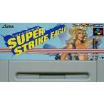 中古スーパーファミコンソフト F-15スーパーストライクイーグル(STG) (箱説なし)