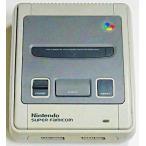 中古スーパーファミコンハード スーパーファミコン本体(本体単品/付属品無) (箱説なし)