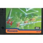 中古MSX2 カートリッジROMソフト コナミのピンポン (箱説なし)