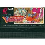 中古MSX カートリッジROMソフト ドラゴンクエスト (箱説なし)