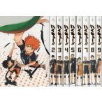 中古アニメBlu-ray Disc ハイキュー!! 初回生産限定版 全9巻セット(アニメイト収納BOX付き)