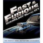 中古洋画Blu-ray Disc ワイルド・スピード クアドリロジー Blu-ray SET