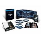中古洋画Blu-ray Disc ダークナイト トリロジー ブルーレイBOX[初回数量限定生産版]