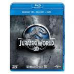 中古洋画Blu-ray Disc ジュラシック・ワールド3D ブルーレイ&DVDセット