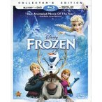 中古輸入アニメBlu-rayDisc FROZEN COLLECTOR'S EDITION (BLU-RAY+DVD+DIGITAL COPY)[輸入盤]