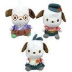中古雑貨 全3種セット Cafe TSUBAKI マスコット 「サンリオキャラクターズ おいでよ!ぼくた