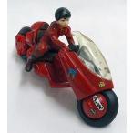 中古トレーディングフィギュア 金田とバイク 「AKIRA ハイクオリティフィギュアシリーズ」