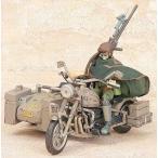 中古フィギュア メロウリンク・アリティwith軍用バイク「機甲猟兵メロウリンク」