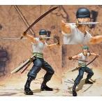ショッピングゾロ 中古フィギュア フィギュアーツZERO ロロノア・ゾロ -Battle Ver.- 「ワンピース」