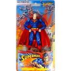 中古フィギュア スーパーマン(コミック版) 「スーパーマン」 ミクロアクションシリーズ MA-36