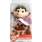 中古フィギュア ペコちゃん人形 2006 Peko's Doll(あったかニットのマフラーつき) セブンイレブン限定