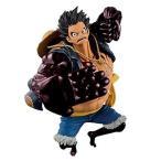 中古フィギュア モンキー・D・ルフィ(ギア4) 「ワンピース」 SCultures BIG 造形王SPECIAL GEAR FO