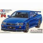 中古プラモデル 1/24 ニッサン スカイライン GT-R Vスペック(R34) 「スポーツカーシリーズ N