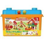 新品おもちゃ ブロックラボ ハウスシリーズ アンパンマンとおおきなパン工場ブロックバケツ 「それいけ!アンパンマン」