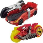 中古おもちゃ DXシフトデッドヒートセット 「仮面ライダードライブ」