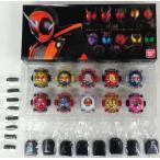 中古おもちゃ レジェンドライダーゴーストアイコンセット(10個セット) 「仮面ライダーゴースト」 プレミアムバンダイ限定