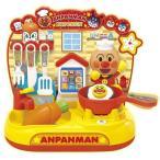 新品おもちゃ タッチでおしゃべり!スマートアンパンマンキッチン 「それいけ!アンパンマン」